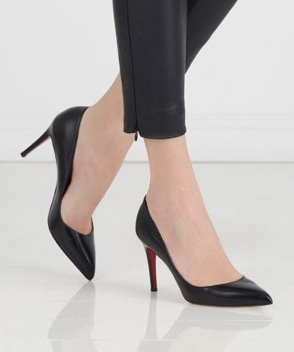 Кожаные туфли Pigalle 85. Цена: 39 500 руб.(Магазин Aizel)