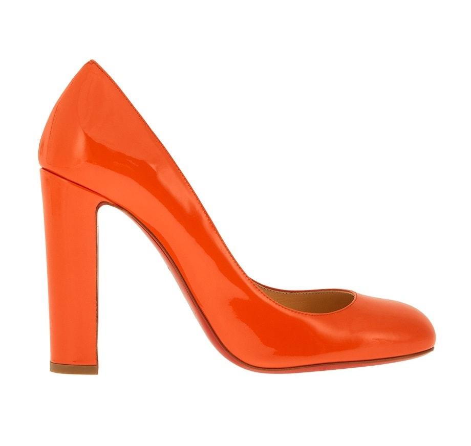 Туфли из лакированной кожи Cadrilla 100. Цена: 38 000 руб.(Магазин Аутлет)