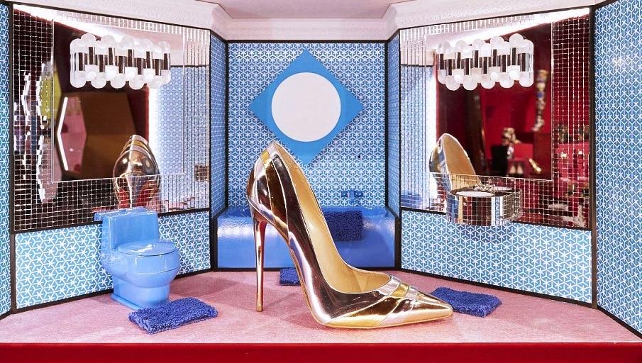 Туфли-лодочки от Christian Louboutin